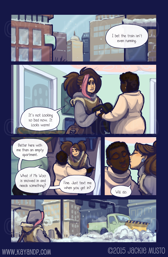 Kay and P: Issue 17, Page 11