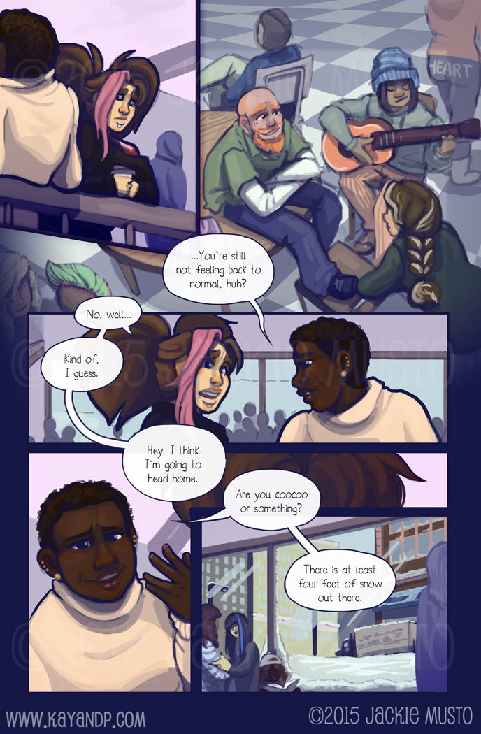 Kay and P, Issue 17: Page 10
