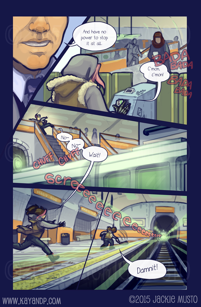 Kay and P: Issue 17, Page 13