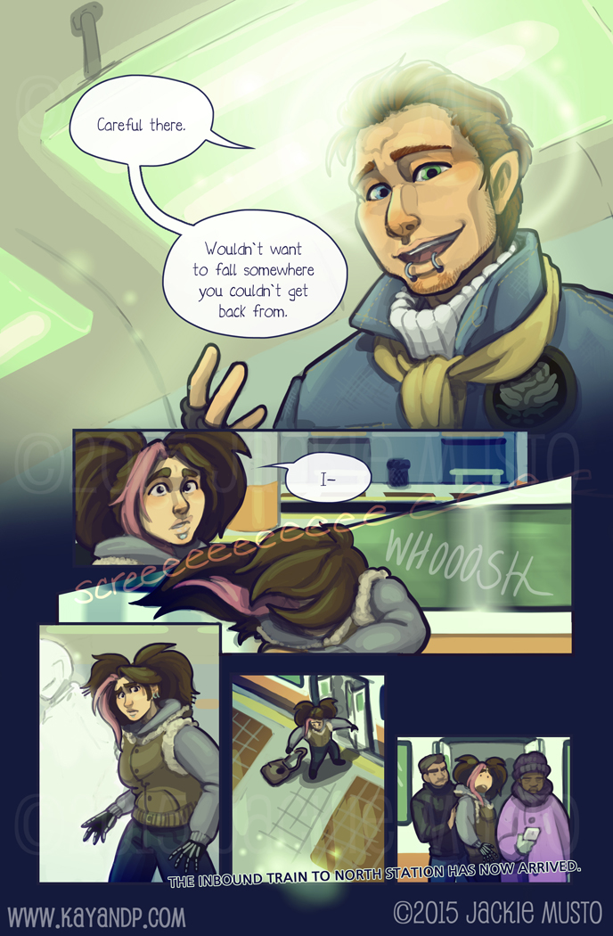 Kay and P, Issue 17: Page 17