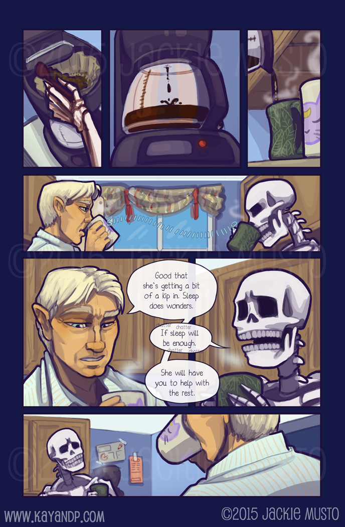 Kay and P, Issue 17: Page 27