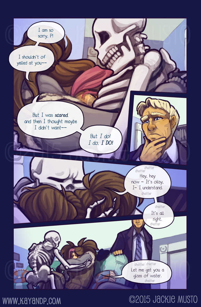 Kay and P: Issue 17, Page 22